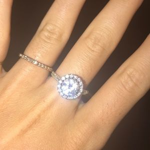 Stella&Dot diamond ring